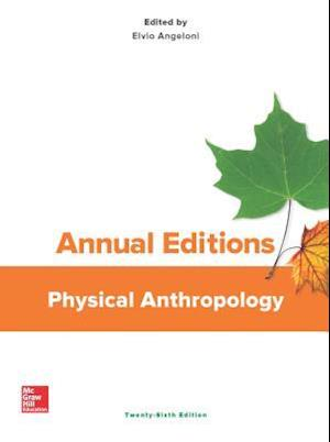 Bog, paperback Annual Editions Physical Anthropology af Elvio Angeloni