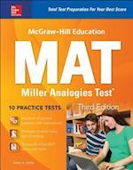 McGraw-Hill Education MAT Miller Analogies Test (Mcgraw Hills Mat)