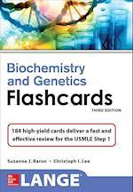 Biochemistry & Genetics (Lange Flash Cards)