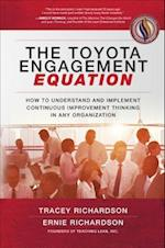 The Toyota Engagement Equation af Tracey Richardson