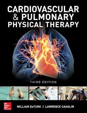 Bog, hardback Cardiovascular and Pulmonary Physical Therapy af William Deturk