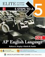 5 Steps to a 5 AP English Language 2018 (Mcgraw-HIll 5 Steps to a 5)