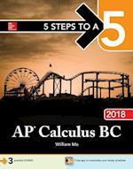AP Calculus BC 2018 (5 Steps to a 5 AP Calculus AB/BC)