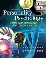 Personality Psychology: Domains of Knowledge About Human Nature (B B Psychology)