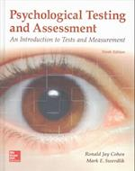 Psychological Testing and Assessment (B B Psychology)