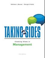 Clashing Views in Management (Taking Sides)