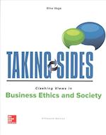 Taking Sides Clashing Views in Business Ethics and Society (Taking Sides)