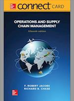 Connect Access Card for Operations and Supply Chain Management 15e