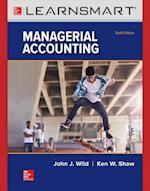 Learnsmart Standalone Access Card for Managerial Accounting