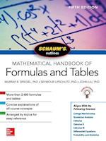 Schaum's Outline of Mathematical Handbook of Formulas and Tables (SCHAUM'S OUTLINES)