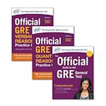 Official Gre Super Power Pack - General Test + Quantitative Reasoning Practice Questions, 2nd Ed. + Verbal Reasoning Practice Questions, 2nd Ed.
