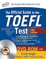 The Official Guide to the Toefl Test (Official Guide to the TOEFL Test)