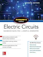 Schaum's Outlines Electric Circuits (SCHAUM'S OUTLINES)