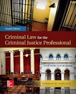 Gen Combo Criminal Law for the Crimnal Justice Professional Connect Access Card af Norman Garland