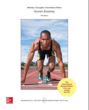 Bog, paperback Human Anatomy af McKinley