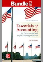 Gen Combo Essentials Accounting Governmental Not for Profit Orgztns; Connect AC [With Access Code]