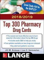 Top 300 Pharmacy Drug Cards 2018/2019