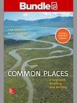 Common Places, 1e Loose-Leaf MLA Update and Connect Integrated Reading and Writing Access Card