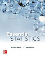 Loose Leaf for Essential Statistics af Barry Monk, William Navidi