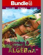Beginning and Intermediate Algebra with Connect Math Hosted by Aleks Access Card and Integrated Video and Study Workbook [With Access Code]