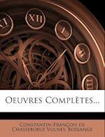 Oeuvres Completes... af Bossange