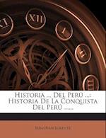 Historia ... del Peru ... af Sebastian Lorente