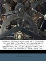 Memoria Premiada a Juicio de La Academia de Dijon Sobre La Cuestion Propuesta En Estos Terminos af Ignace-Vincent Voullonne