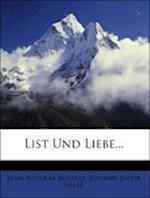 List Und Liebe... af Jean-Nicolas Bouilly