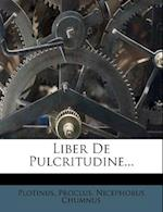 Liber de Pulcritudine... af Nicephorus Chumnus, Proclus
