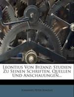 Leontius Von Byzanz af Johannes Peter Junglas