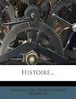 Histoire... af Charles Cerf