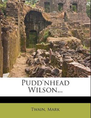 Bog, paperback Pudd'nhead Wilson... af Twain Mark