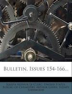 Bulletin, Issues 154-166... af Arthur Given