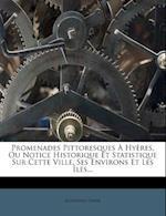Promenades Pittoresques a Hyeres, Ou Notice Historique Et Statistique Sur Cette Ville, Ses Environs Et Les Iles... af Alphonse Denis