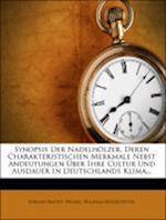 Synopsis Der Nadelholzer af Johann Baptist Henkel, Wilhelm Hochstetter