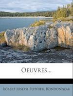 Oeuvres... af Robert Joseph Pothier, Rondonneau