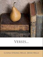 Verses... af Lusina Strong Mills, Jessie Mills