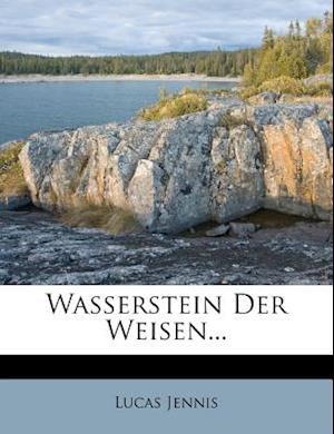 Bog, paperback Wasserstein Der Weisen... af Lucas Jennis