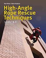 High Angle Rope Rescue Techniques af Tom Vines