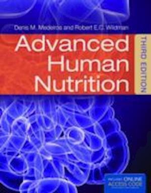 Bog, hardback Advanced Human Nutrition af Denis M Medeiros