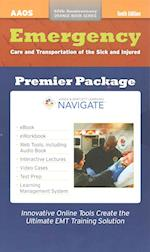 Emergency Care and Transportation of the Sick and Injured Premier Package Digital Supplement