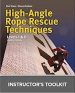 High Angle Rope Rescue Techniques Instructor's Toolkit CD af Tom Vines