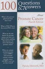 100 Questions & Answers About Prostate Cancer af Pamela Ellsworth