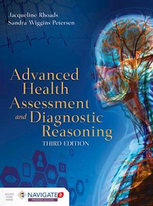 Bog, hardback Advanced Health Assessment And Diagnostic Reasoning af Jacqueline Rhoads