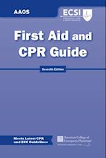 First Aid, Cpr & Aed Guide