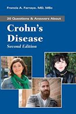 20 Questions & Answers About Crohn's Disease (20 Questions Answers About)