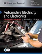 Automotive Electricity and Electronics Tasksheet Manual