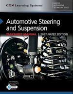 Automotive Steering and Suspension Tasksheet Manual