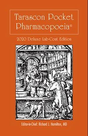 Tarascon Pocket Pharmacopoeia 2020 Deluxe Lab-Coat Edition