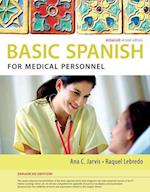 Basic Spanish for Medical Personnel af Ana Jarvis